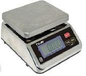 欧森厂家批发电子计重桌秤防水称3/6/15/30公斤