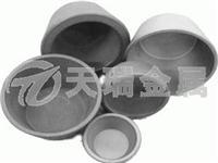 宝鸡天瑞生产各种规格的普通、高纯、高功率石墨坩埚  石墨舟  石墨棒  石墨管   石墨阳极套  石墨板