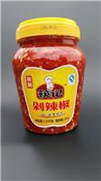 湖南剁辣椒厂家,筷记秘制剁辣椒,专注剁辣椒行业18年