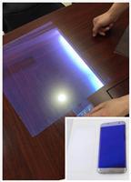 0.25mm防蓝光玻璃手机钢化膜原材
