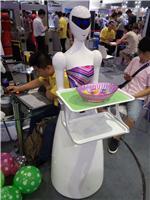上海坤波智能送餐机器人厂家,自助餐饮机器人