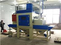 佛山高明自动喷砂机 玻璃磨砂输送式喷砂机 一年保修