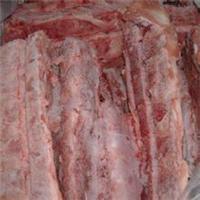 低价出售冷冻猪脊骨批发市场