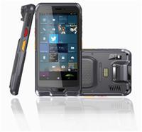 亿道三防IP67智能条码扫描数据采集器Q62,支持红外/RFID/条码扫描/4G/双频WIFI/GPS等