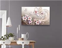 五洲画都装饰画华贵牡丹系列纯手工工艺镂空制作