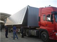 河北忠合常年出售飞翼集装箱,全国联保液压装置 定做飞翼集装箱到忠合厂家