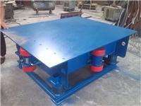供应优质消失模振动平台水泥混凝土振动平台厂家振动平台型号