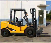 惠州叉车销售柳工4.5吨内燃叉车
