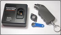 厂家直销L-9000P枪型接触式巡更巡检器