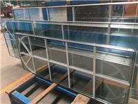 中式美景条装饰中空节能玻璃