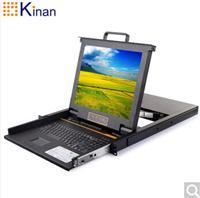 秦安(KinAn)LC2708i IP kvm切换器8口网口(不含模块)