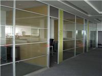 钢化玻璃隔断墙专业安装大连