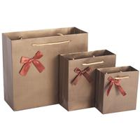 工厂直销高档白卡纸袋手提礼品纸袋 服装手提购物纸袋