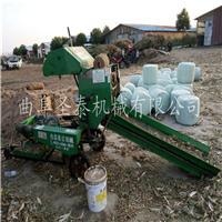 青儲飼料收割粉碎回收機廠家 玉米秸稈粉碎回收機