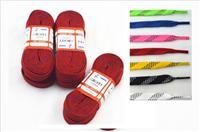 模具头上蜡定制包装防水曲棍球鞋带