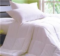 酒店宾馆白色纯棉枕芯枕套