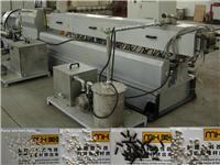 31高填充300目纳米级滑石粉母粒母料88%双螺杆造粒机
