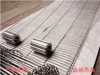 豆制类食品专用输送带 安平乙字网带厂家 白钢丝折弯输送链 激光切割机用什么网带好 精密输送网带轮