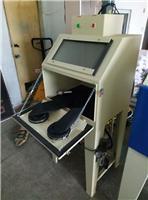 灵寿6050手动喷砂机 手动干式喷砂机 箱式喷砂机