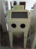 高邑6050小型手动喷砂机五金除锈喷砂机除锈设备
