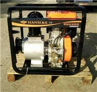 6寸柴油動力混流泵鑄鐵鑄鋁