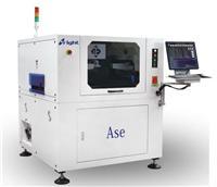 正实全自动锡膏印刷机 ASE