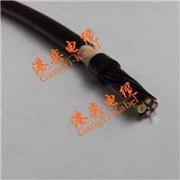 高柔性非屏蔽耐弯折拖链电缆