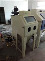 谢岗6050小型手动喷砂机 箱式环保无尘环保喷砂机