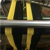 新款双色网眼松紧带 透气对折网格包边裤腰带直销 价廉质严