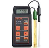 意大利哈纳PH测定仪HI8424便携式酸度计