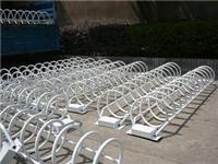 供应秦皇岛螺旋式自行车停放架厂家您优秀的选择