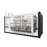 比利时范登堡IMET30立方集装箱式水电解制氢机