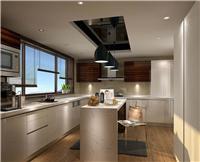 全屋定制现代简约欧式整体橱柜定做厨房厨柜定做