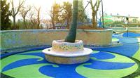 排水地坪透水胶 彩色透水地坪添加剂