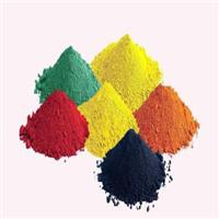 供兰州染料和甘肃氧化铁黄颜料特点