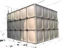 玻璃钢水箱 消防保温水箱 生活水箱不锈钢保温水箱 装配式水箱