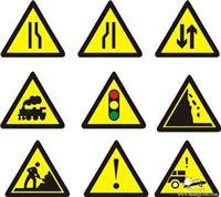 西安交通标志牌制作F型标志杆加工 交通道路标志牌加工厂