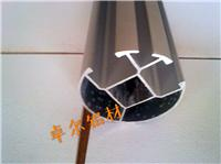 研发生产批发销售钛合金型材展示型材铝型材展柜展示柜货架