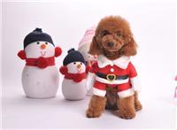 **立体圣诞服新款 小狗衣服 宠物服饰 宠物圣诞节衣 外贸厂爆款