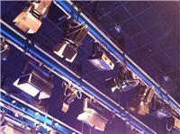 演播廳燈光水平復合多功能吊桿,電動遙控機械水平復合吊桿,電動升降燈具吊桿