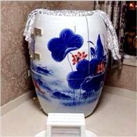 养生缸活瓷能量养生樽 美容电气石磁蒸缸 托玛琳汗蒸熏蒸瓮