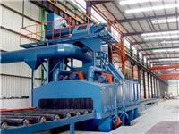 厂家直销暖气片辊道通过式抛丸机,抛丸机生产厂家|东久机械
