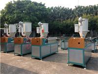 松湖机械PBT光纤松套管挤出生产线
