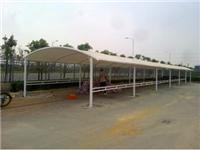 苏州膜结构自行车棚生产厂家 膜结构自行车棚加工定做价格