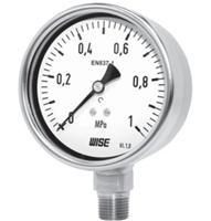 韩国WISE伟籽 压力表P252 温度计 - 苏州德鲁夫一级代理