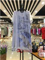 广州一线品牌女装尾货哪有品牌工厂清仓衣服