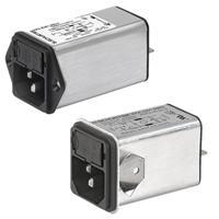 Schurter舒特KFA系列带滤波器电源输入模块4301.6001