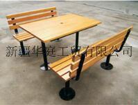 新疆公园椅/新疆户外公园椅供应厂家/华庭休闲椅耐候性强质量可靠