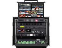 洋銘 MS-280移動演播室 高清硬盤錄像機多機位移動演播室臺