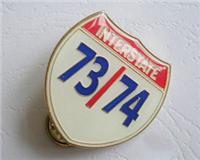 吉林精密金属徽章定做/供应大型徽章厂家/种类齐全